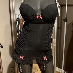 Other - 📌BRAND NEW sexy black lingerie piece.